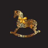 Symbol av 2014 Royaltyfri Bild