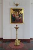 Symbol av den heliga trinityen Royaltyfri Fotografi