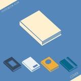 Symbol av formatphotobook Vektor Illustrationer