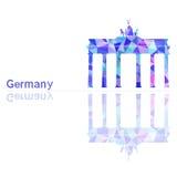 Symbol av Tyskland Arkivbild