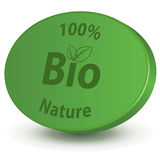 Symbol Bio Stock Photography