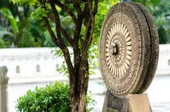 symbol buddyjski Zdjęcie Stock