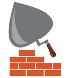 symbol budynku. ilustracja wektor