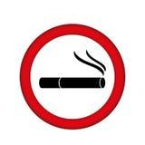 symbol can smoking icon Royalty Free Stock Image
