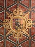Symbol in Castle Chenonceaux France Royalty Free Stock Image