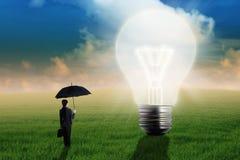 Symbol Of Creative Thinking Stock Photos