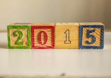 Symbol del nuovo anno Fotografia Stock Libera da Diritti