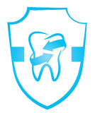 Symbol dentistry Stock Photos