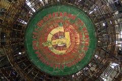 Symbol des Kommunismus lizenzfreies stockfoto