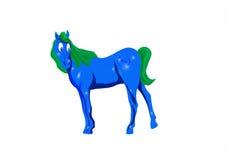 Symbol 2014 des neuen Jahres Stockfoto