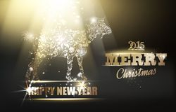 Symbol des neuen Jahres Stockfotos