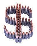 Symbol of dollar Stock Photography
