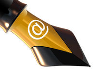 Symbol e-mail Stock Image