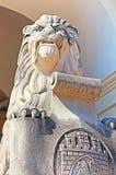 Symbol, emblem of the city Lviv, Ukraine Royalty Free Stock Photo