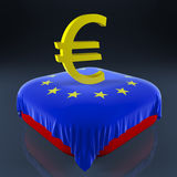 Symbol euro Stock Photos