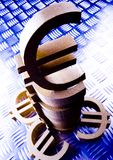 Symbol of Europe Royalty Free Stock Photo