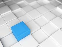 symbol för affärsindividualismledare Arkivfoton