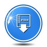 Symbol för dataöverföring, allsång, illustration Royaltyfria Foton