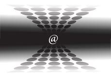 Symbol för internet royaltyfria bilder