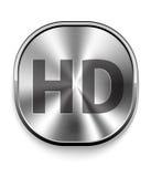 Symbol för metall HD Royaltyfria Foton