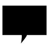 Symbol för textmeddelande Royaltyfria Bilder