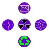 Symbol für Geschäft Lizenzfreie Stockfotos
