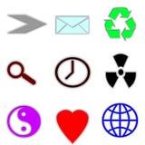 Symbol für Geschäft Stockfotos