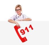 911 symbol Stock Photos