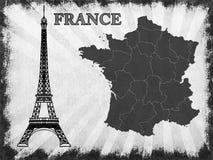 Symbol of France Stock Photos