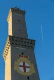 Symbol of Genoa, Italy. Stock Photo