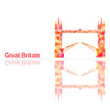Symbol of Great Britain Stock Photography