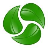 Symbol of ground, plant Stock Photos