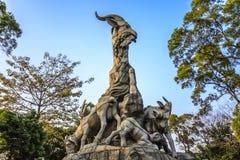 Symbol of Guangzhou City Royalty Free Stock Photo