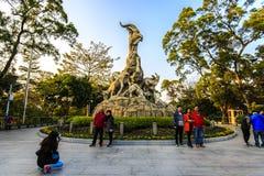 Symbol of Guangzhou City Royalty Free Stock Image