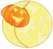 Symbol of Halloween Royalty Free Stock Photo