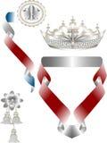 Symbol .Heraldry. Stock Photo