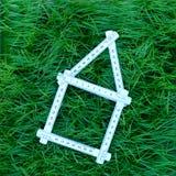 Symbol, house Royalty Free Stock Photos