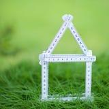 Symbol, house Royalty Free Stock Photo