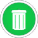 Symbol, Ikone, Abfall Lizenzfreie Stockfotos