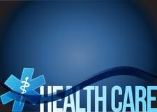 Symbol-Illustrationsdesign des Gesundheitswesens medizinisches Stockbilder