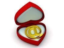 Symbol for internet Stock Image