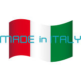 Symbol of Italian manufacture Stock Photography