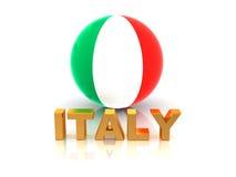 Symbol of Italy Stock Photography
