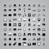 Symbol-klistermärkear Royaltyfria Foton