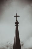 Symbol kościelny krzyż Chrystianizm religii symbol Obrazy Royalty Free