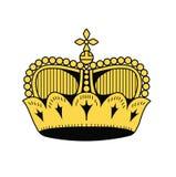 Symbol of Liechtenstein, vector illustration Royalty Free Stock Image