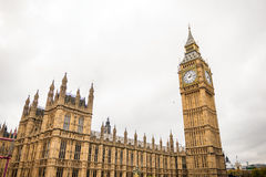 Symbol of london,big ben, London UK Stock Photo