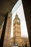 Symbol of london,big ben, London UK Royalty Free Stock Images