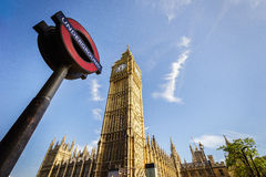 Symbol of London and United Kingdom Stock Images