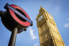 Symbol of London and United Kingdom Stock Photos